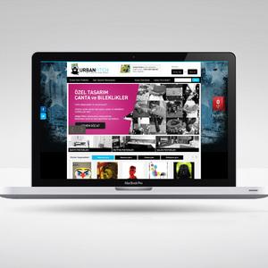 UrbanFitch Online Satış Sitesi