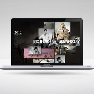 Lois Jeans Resmi Firma Sitesi - 2012