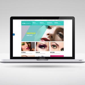 Ayna Kozmetik Online Satış Sitesi