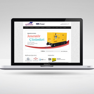 Mekanik Enerji Resmi Firma Sitesi